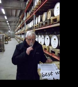 John C McDougall Whisky Master