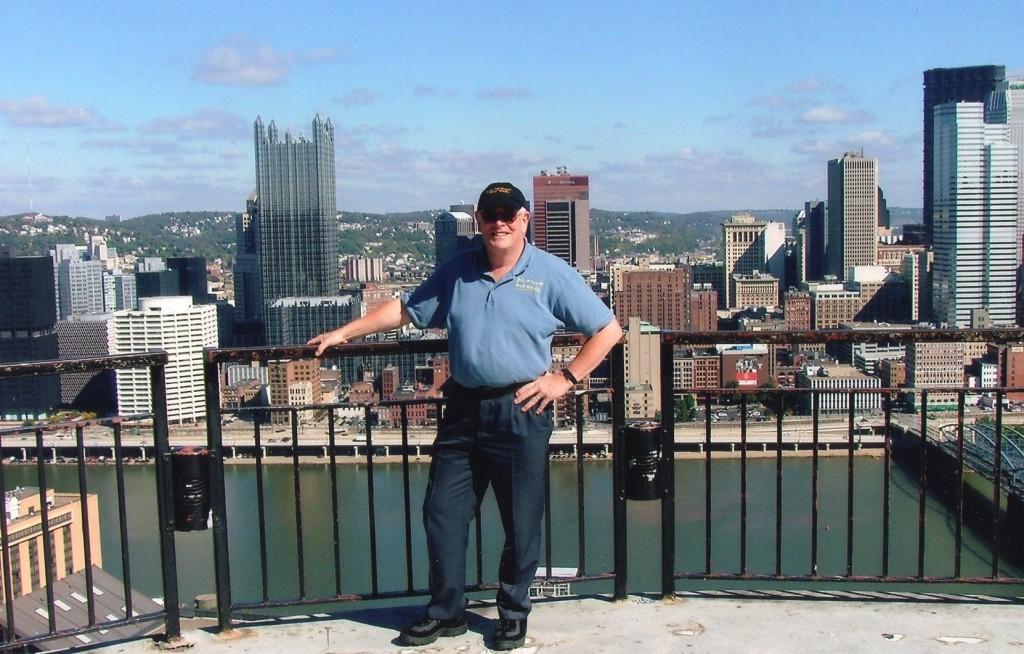 John P'Burgh 2007